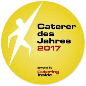 Bewirb Dich beim Caterer des Jahres 2017