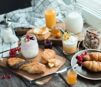 Office Frühstück
