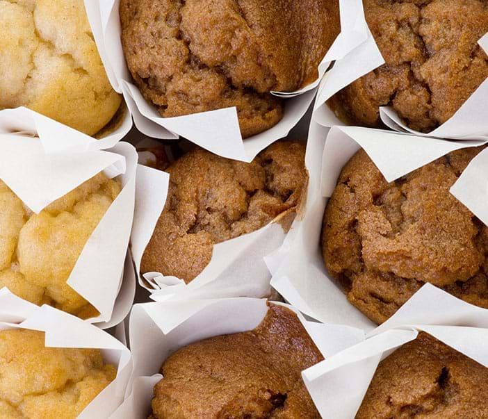 Fingerfood Muffins