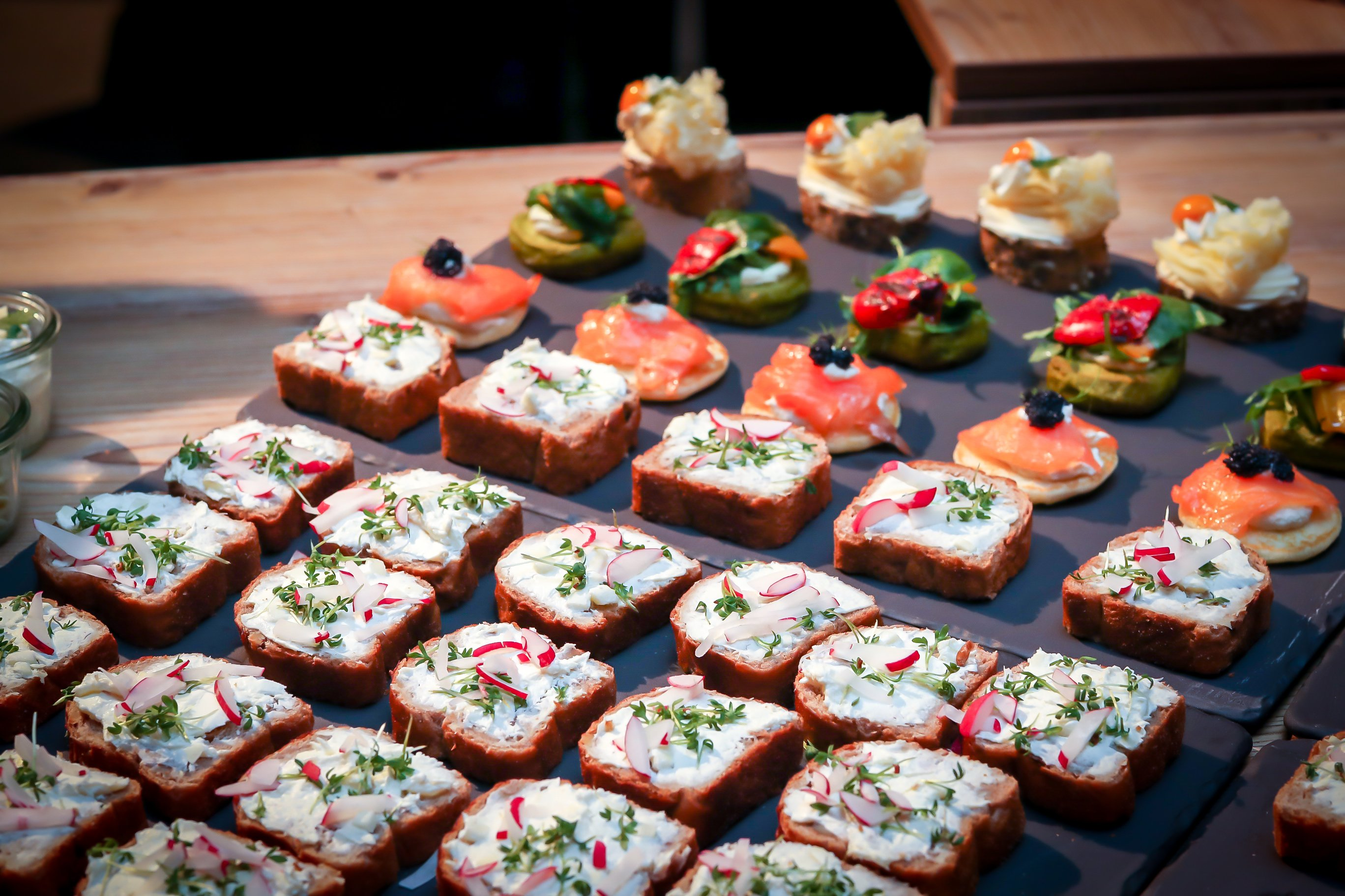 Fingerfood Standparty