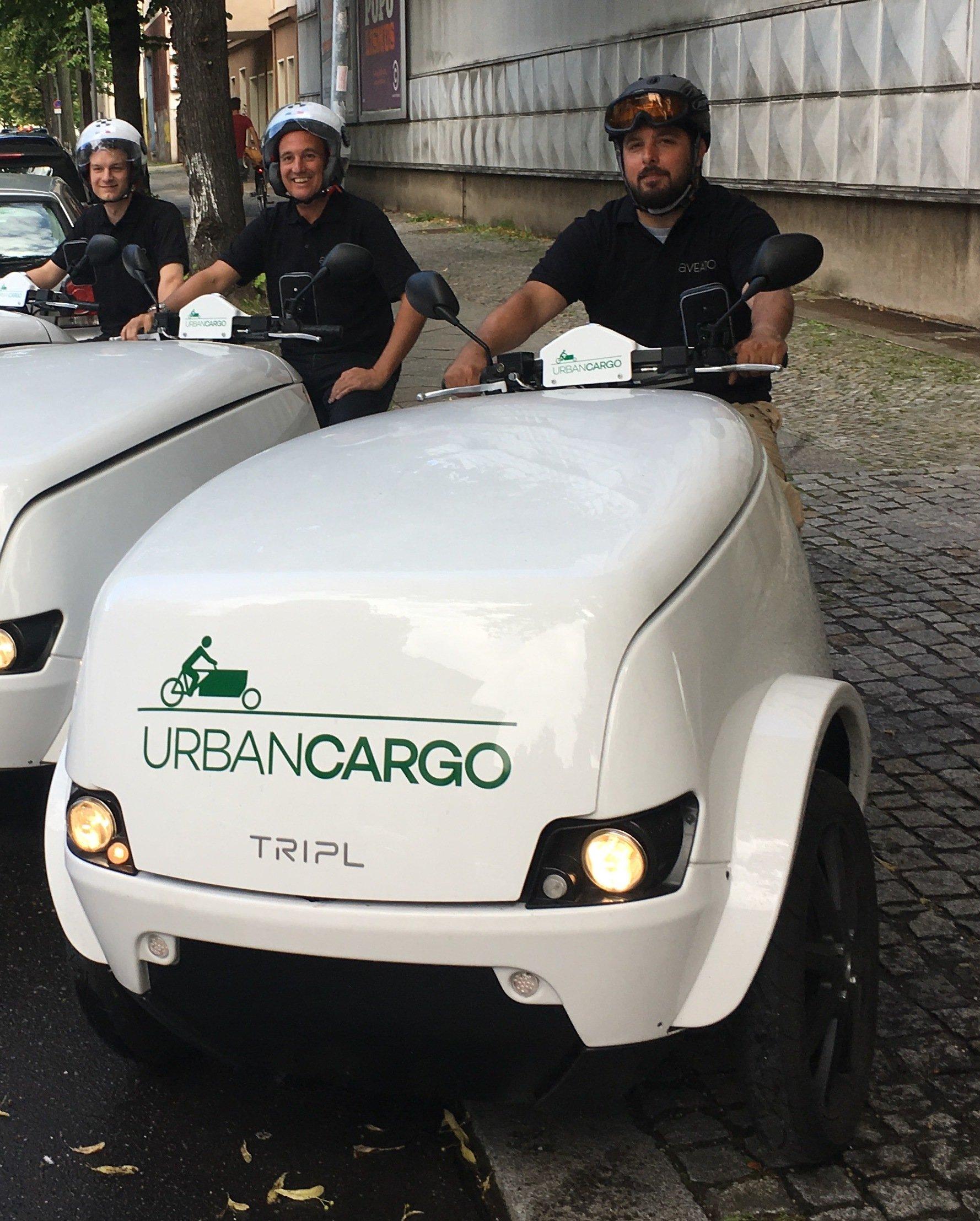aveato E Cargo Team