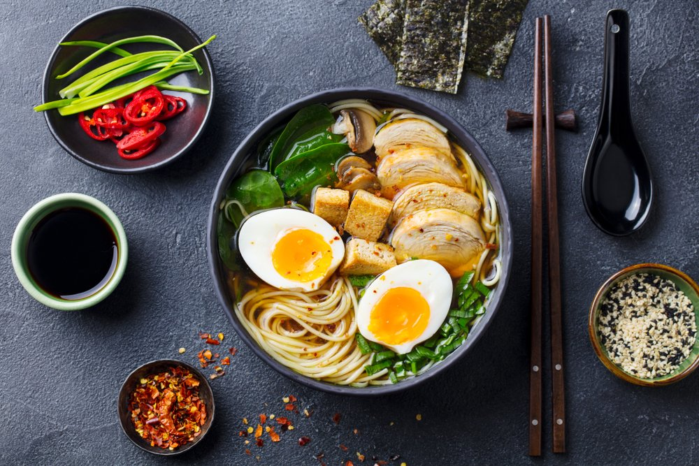 Buya Ramen Catering für die kalte Jahreszeit