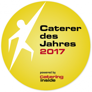 Caterer des Jahres 2017 ist aveato Catering
