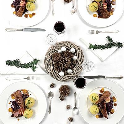 Weihnachtsfeier Catering