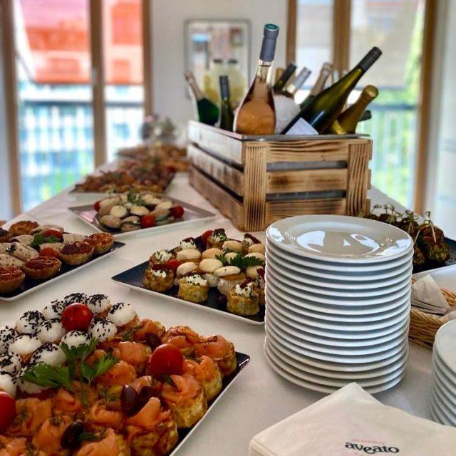 Beste Voraussetzungen für ein gelungenes Fest 🤤🎉☀️#einschulung #catering