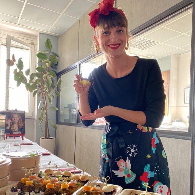 Nur noch 94 Tage bis Weihnachten und noch keine Weihnachtsfeier organisiert? Festliches Catering gibt's natürlich bei aveato. 🎅🎄😋#teamevent #catering #yummy