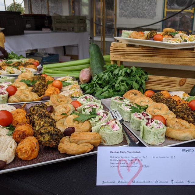Das gestrige #event war uns eine große Freude. Wir gratulieren ganz herzlich zum #richtfest ! #catering #bbq