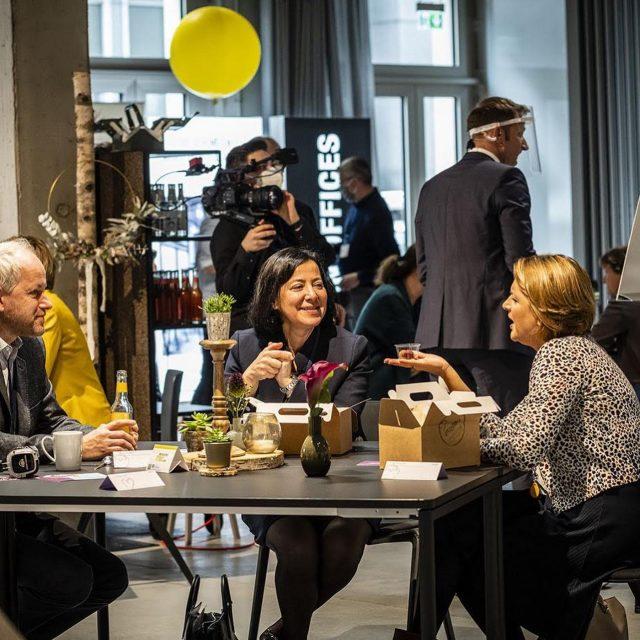 Fantastisches Feedback für unsere  Lunchboxen beim hybriden Meet Germany Summit in NRW @designoffices @meet_germany #hybridevents #catering